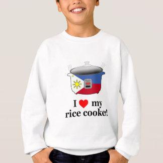 I love my rice cooker sweatshirt