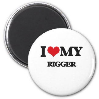 I love my Rigger Magnets