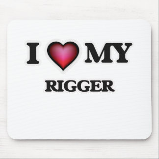 I love my Rigger Mouse Pad