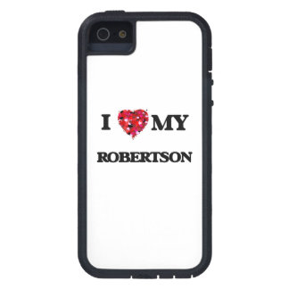 I Love MY Robertson iPhone 5 Cover