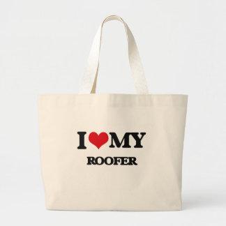 I love my Roofer Tote Bag