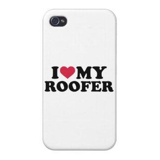 I love my roofer cover for iPhone 4