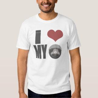 I Love My Roomba T-shirt