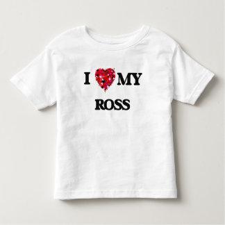 I Love MY Ross Tee Shirts