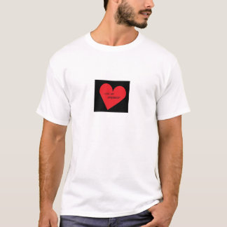 I Love My Roughneck T-Shirt