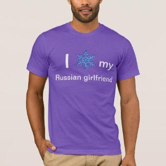 Shirts Love My Russian