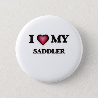 I love my Saddler Pinback Button