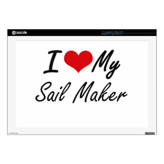 I love my Sail Maker Decals For Laptops