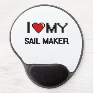 I love my Sail Maker Gel Mouse Pad