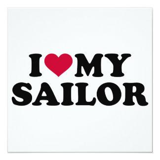I love my sailor card