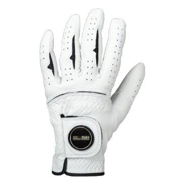 I Love My Sailor Golf Glove