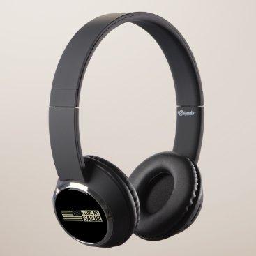 I Love My Sailor Headphones