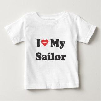 I Love My Sailor! Shirt