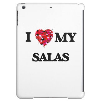 I Love MY Salas Case For iPad Air