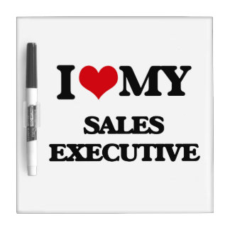 I love my Sales Executive Dry-Erase Whiteboard