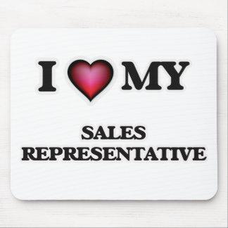 I love my Sales Representative Mouse Pad