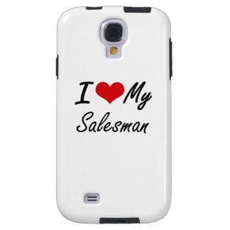 I love my Salesman Galaxy S4 Case
