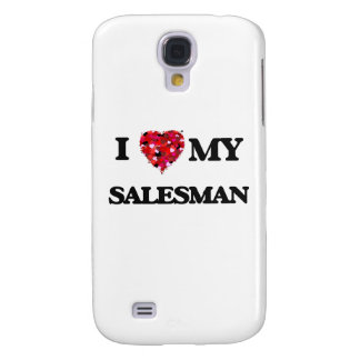 I love my Salesman Samsung Galaxy S4 Case