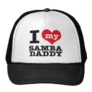 I love my Samba Dancer Daddy Trucker Hat