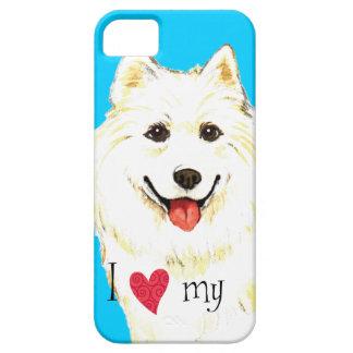 I Love my Samoyed iPhone 5 Covers