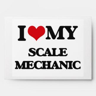 I love my Scale Mechanic Envelope