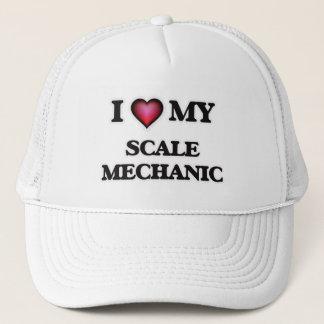 I love my Scale Mechanic Trucker Hat