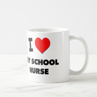 I love My School Nurse Coffee Mug