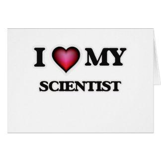 I love my Scientist Card