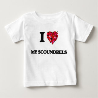 I Love My Scoundrels T-shirt