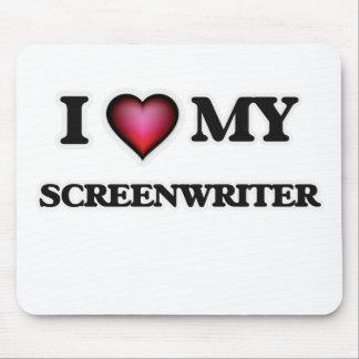 I love my Screenwriter Mouse Pad