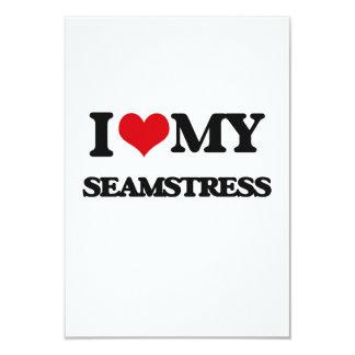 I love my Seamstress Custom Announcements