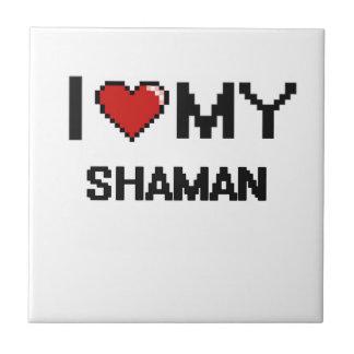 I love my Shaman Small Square Tile