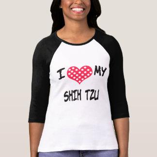 I love my Shih Tzu T-Shirt
