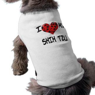 I love My Shih Tzu Tee