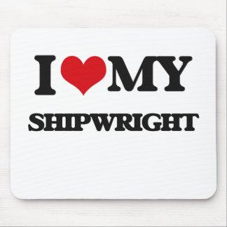 I love my Shipwright Mouse Pad