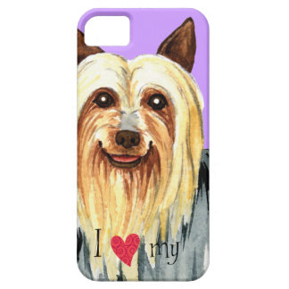 I Love my Silky Terrier iPhone SE/5/5s Case