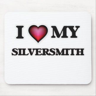 I love my Silversmith Mouse Pad