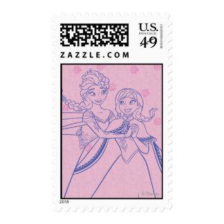 I Love My Sister Stamp