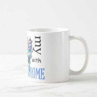 I Love My Sister with Down Syndrome Coffee Mug