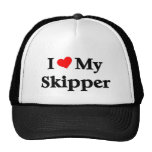 I love my Skipper Trucker Hat