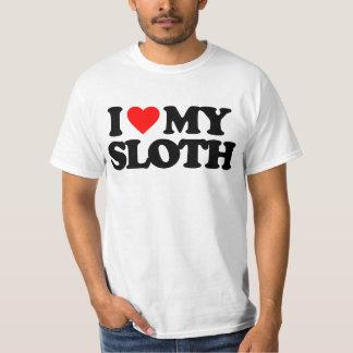 I LOVE MY SLOTH T-Shirt