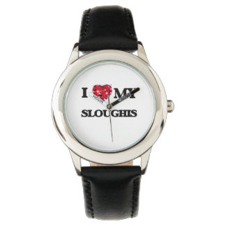 I love my Sloughi Wristwatches
