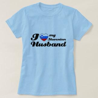 I love my Slovenian husband T-Shirt