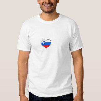 I love my Slovenian wife T Shirt