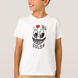 I Love My Smile T-Shirt