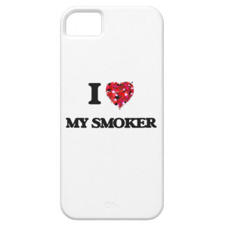 I love My Smoker iPhone 5 Covers