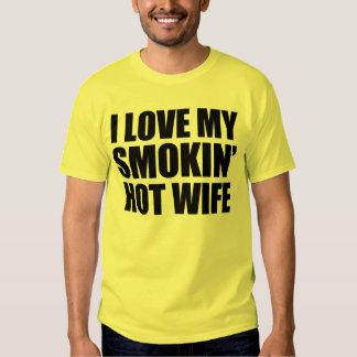 I Love My Smokin Hot Wife Dresses