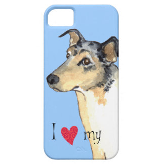 I Love my Smooth Collie iPhone SE/5/5s Case