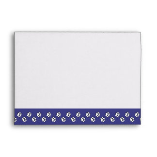 I Love My Smooth Fox Terrier (Male Dog) Envelopes