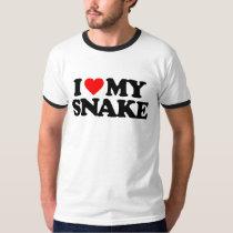 I LOVE MY SNAKE T-Shirt